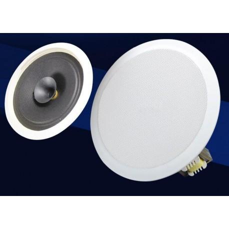 Haut-parleur pour faux-plafond HIFI- 8 ohms - 100V