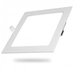 Dalle LED carré Extra Plate 24w 3000k 1800Lm