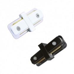 Connecteur Type I pour Rail Monophasé Blanc