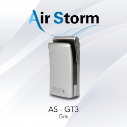 Air Storm Sèche main GT3 Gris