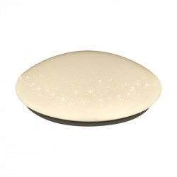 V-TAC PLAFONNIER SURFACE LED BLING STAR CEILING 24W 4000k 1680LM