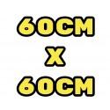 600x600mm