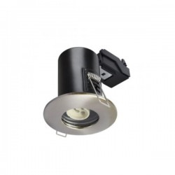 V-TAC Support pour spots LED  Gu10 IP65 Gris satin