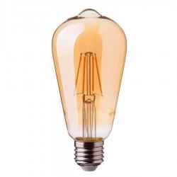 V-TAC Ampoule Filament 4W LED ST64 2200K E27