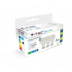 Ampoule LED E27 5w GU10 4000k 3pcs / pack