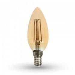 Ampoule filament 4w LED pour lustre