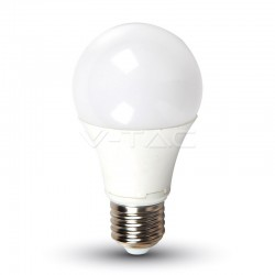 V-TAC Ampoule LED - 9W E27 4000K 806LM